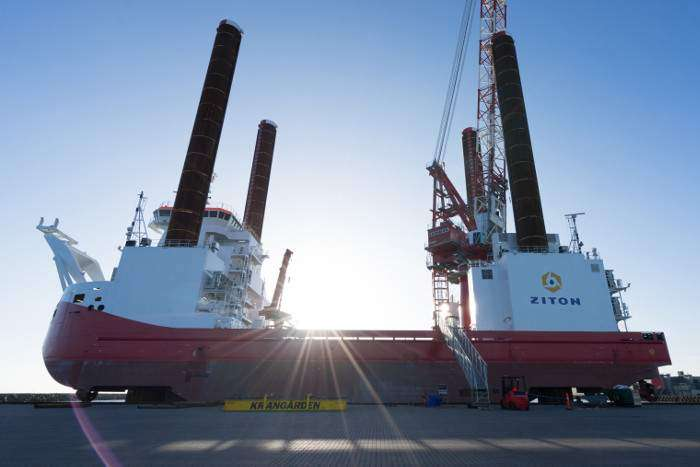 ZITON to support Meerwind blade campaign