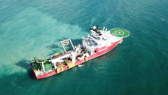 Global Offshore secures cable agreement with Equinor