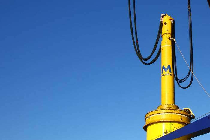 MENCK to provide hydraulic hammers to DolWin6 offshore converter platform