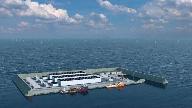 Danish Energy Agency invites views on energy island