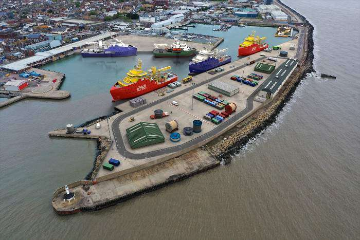 ABP unveils Lowestoft offshore energy plans