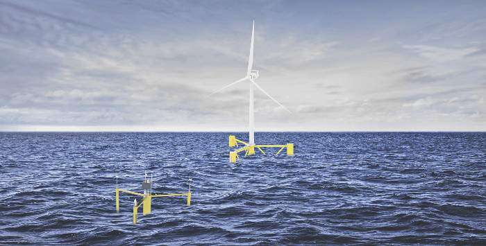 Ocergy secures investment for floating wind technology