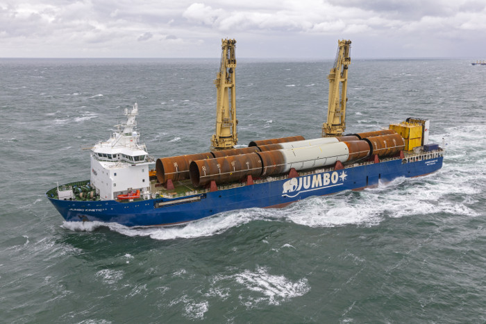 Jumbo Shipping and SAL Heavy Lift launch joint venture
