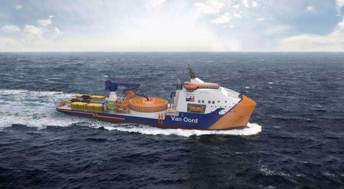 Red Rock to deliver crane for Van Oord