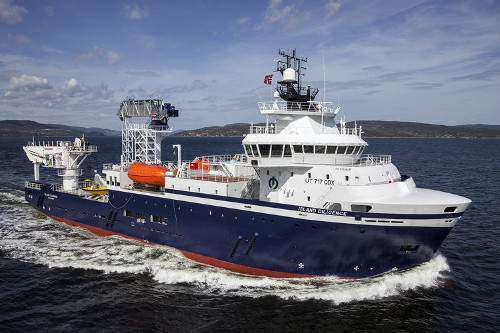 Island Offshore scores contract for German duo