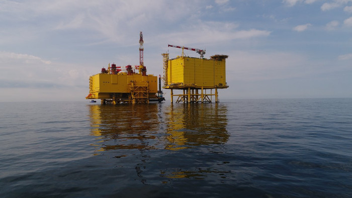 AqualisBraemar LOC supporting TenneT