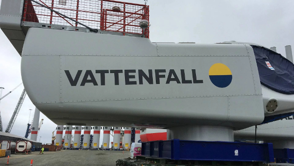 4C Offshore | Vattenfall building new wind farm warehouse in Esbjerg