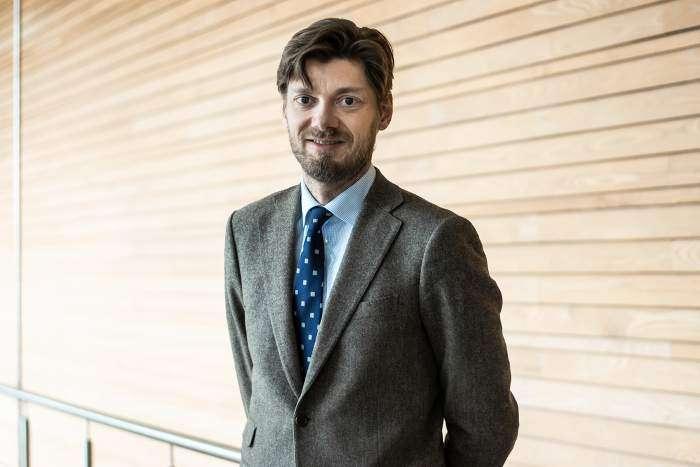 Johan Uggla,CEO of Maersk Training