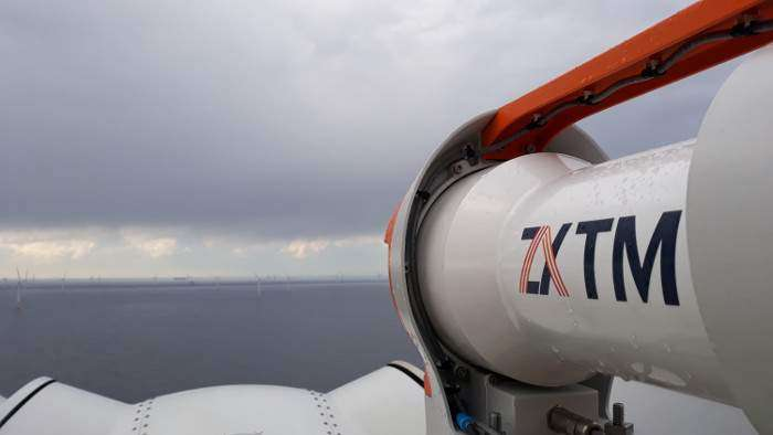 4C Offshore | ZX Lidars supports power performance testing at Galloper
