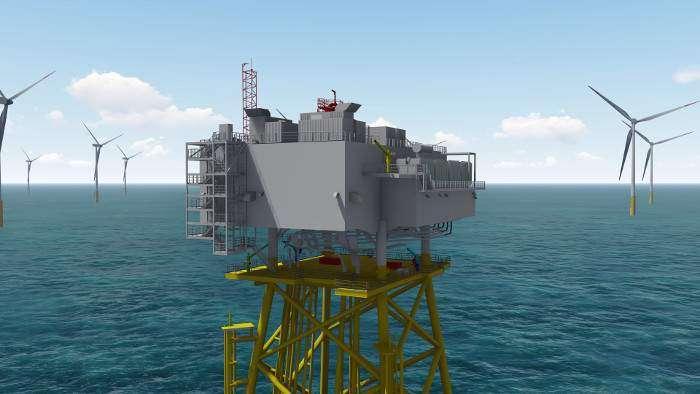 4C Offshore | Chantiers de l