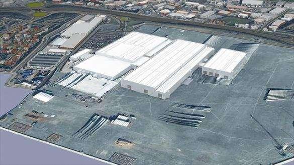 4C Offshore | VolkerFitzpatrick to build Siemens Gamesa blade factories