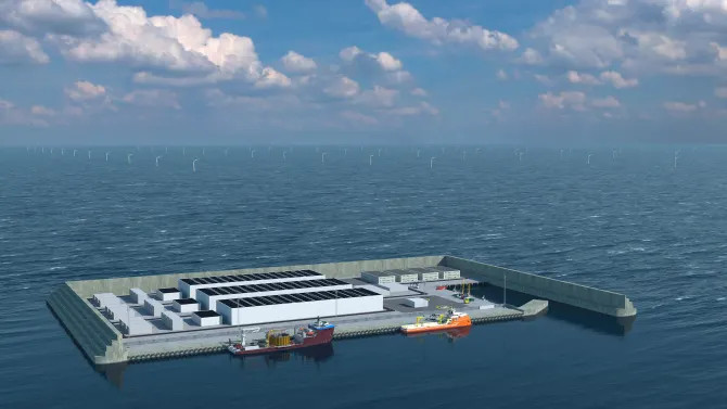 4C Offshore | Danish Energy Agency continues energy island market dialogue