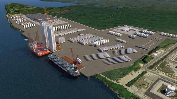 4C Offshore | NJEDAto launch tenant selection process for Wind Port