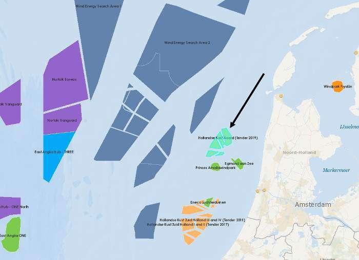 4C Offshore | UXO campaign underway for Hollandse Kust Noord