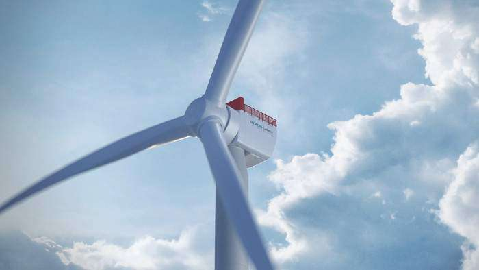 4C Offshore | Siemens Gamesa named preferred supplier for Moray West