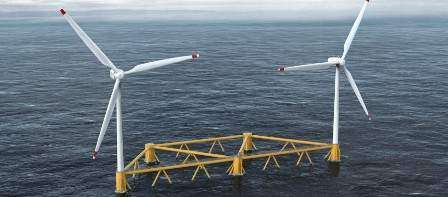 Korean JV blows new life into floating wind concept