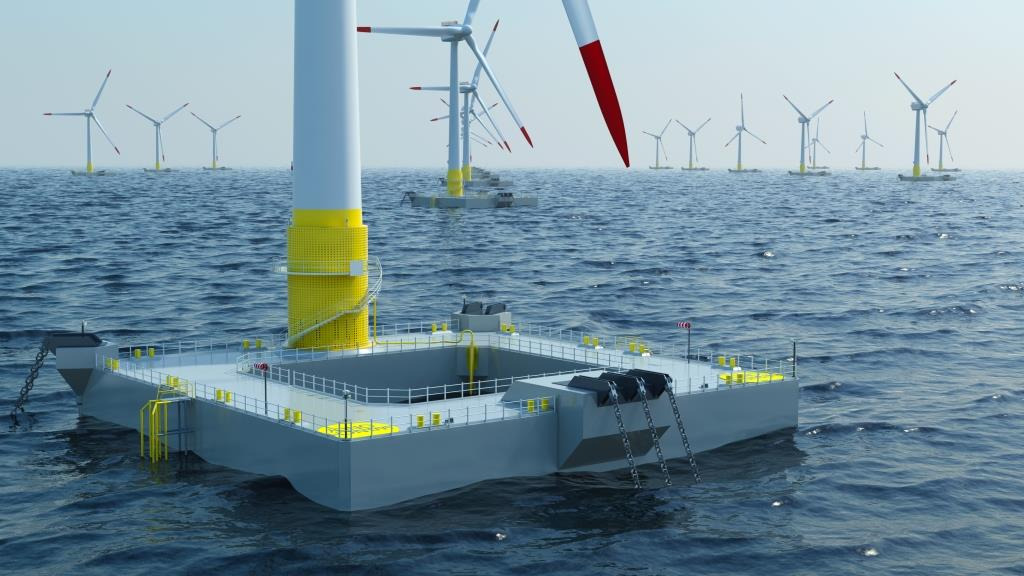 Ideol sign Japanese MoU for floating wind