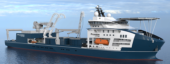 Vard secures €170m Prysmian contract