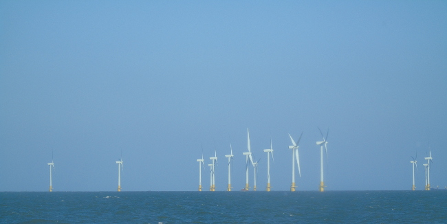 Taiwan annouces offshore wind plans