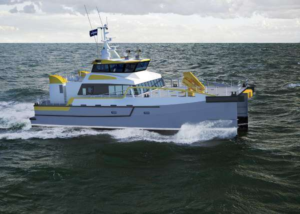 Damen announces the FCS 2710
