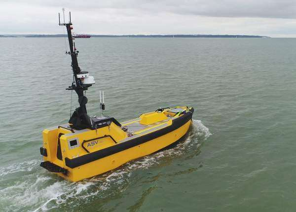 WASP to demonstrate usefulness of automated vessels