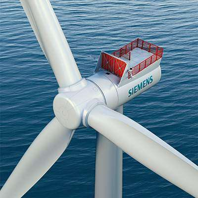 Siemens begin testing 10MW in Spain
