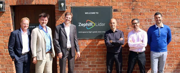 ZephIR extend LiDAR contract with partners