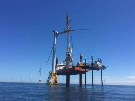 Connecticut chooses offshore wind future