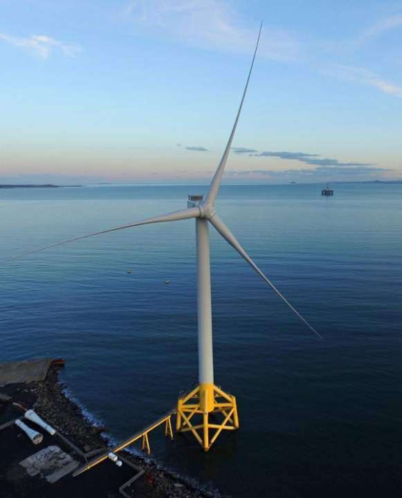 POD provides offshore wind info