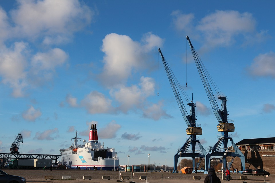 Rostock Sea Port