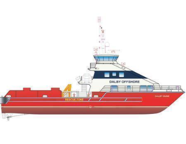Wind Farm Service Vessels - 4C Offshore